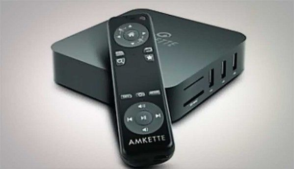 Amkette launches Android-based EvoTV smart box, for Rs. 10,000