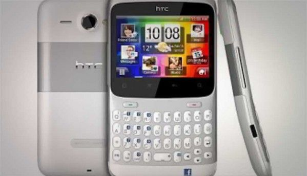 HTC ChaCha available online at Rs. 9,699