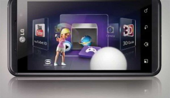 LG Optimus 3D selling for Rs. 19,999 on Mobile Store