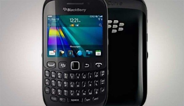 3G-capable BlackBerry Curve 9320 announced, to arrive in June