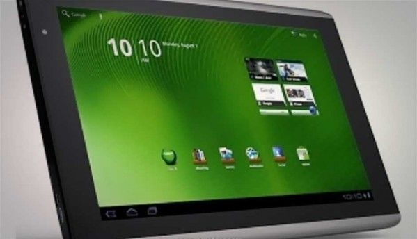 Huawei MediaPad, Acer Iconia tablets get Android 4.0 ICS update