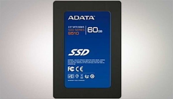 60GB ADATA S510 SSD launched at Rs. 5,200