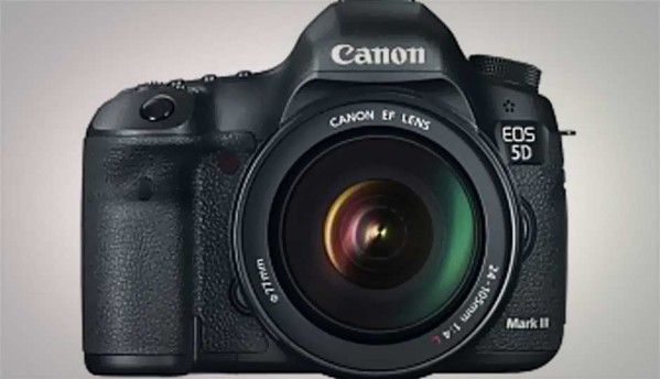 Canon EOS 5D Mark III - the new kid on the full-frame HD DSLR block