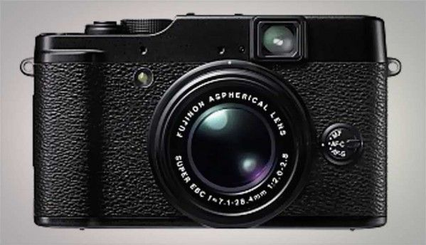 Fujifilm X10 launched in India at Rs. 44,999