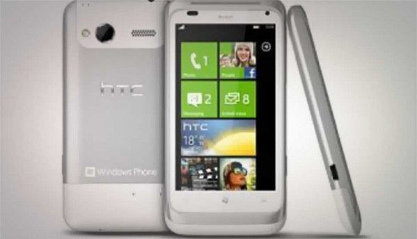 HTC Radar Windows Phone launched in India at Rs. 23,990