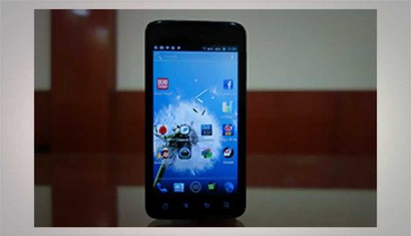 Karbonn A21 Android smartphone