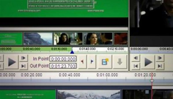 nch video editing software