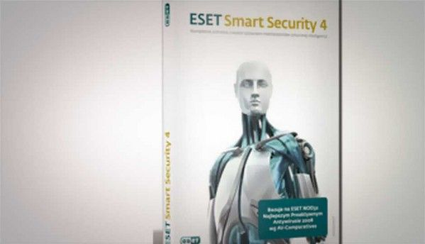 ESET Smart Security.