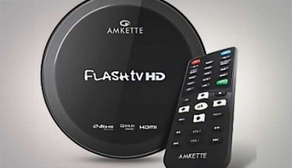 Amkette Flash TV HD media player - The HD army gets another soldier