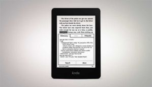 Amazon Kindle PaperWhite 2013