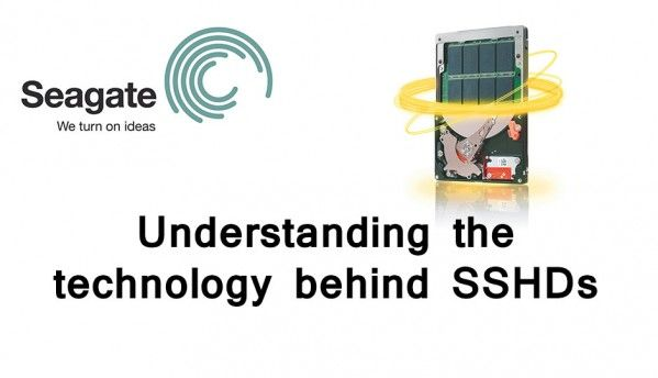 Understanding the technology behind SSHDs