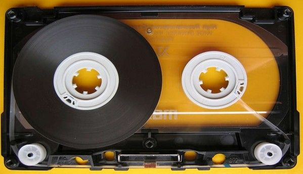 Sony recreates cassette tape capable of storing 185TB of data