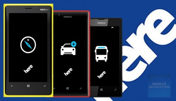 Nokia's Here Maps app coming to iOS and Android?
