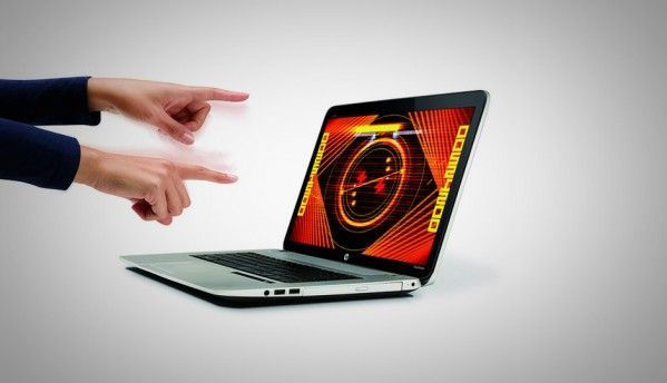 HP Envy 17-J102TX Leap Motion Touchsmart SE