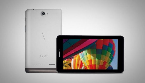 iBall Slide 7271-HD70,  7-inch voice calling tab launched at Rs. 8,299
