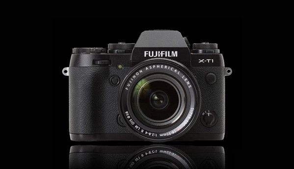Fujifilm X-T1: A First Look