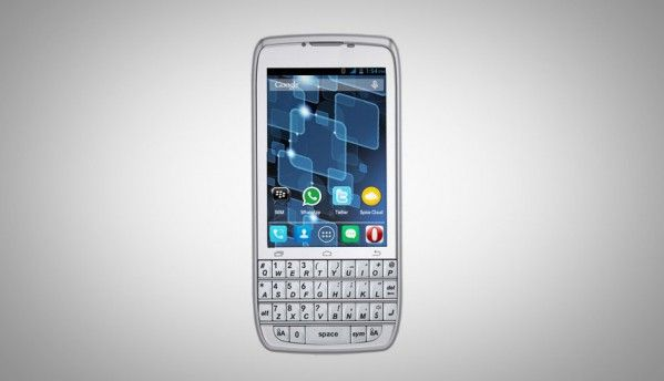 samsung corbypro b5310   qwerty smartphone for rs 11 200