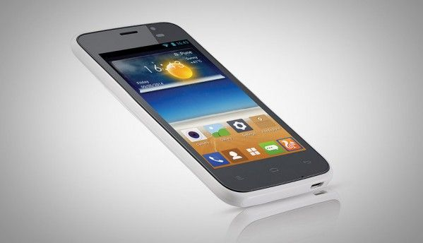 Gionee Pioneer P2S, dual-SIM smartphone launched at Rs. 6,499