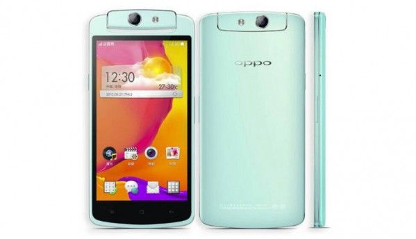 Oppo N1 Mini and Oppo R3, 5-inch smartphones unveiled