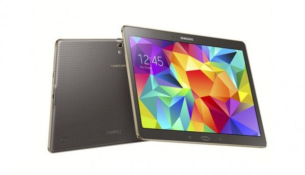 Samsung Galaxy Tab S 8.4, Galaxy Tab S 10.5 officially announced