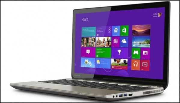 Toshiba launches world's first Ultra HD laptop for Rs 86,000