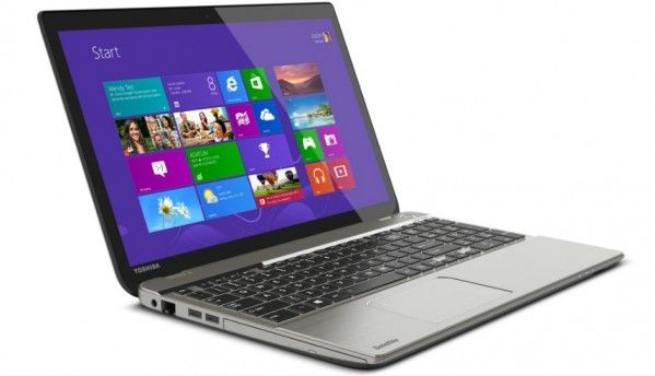 Toshiba Satellite P50: Hands on with the world's first 4K laptop