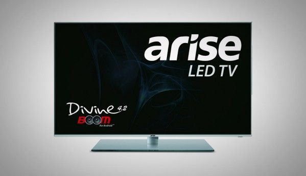 Arise launches Android-based LED TVs, starts at Rs 35,000
