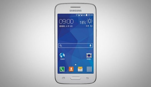 Samsung Galaxy Core Mini 4G G3568V goes official in China