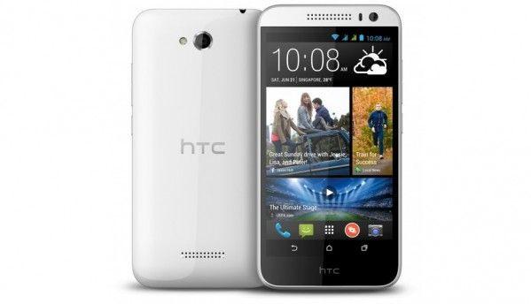 HTC Desire 616, 5-inch octa-core smartphone announced
