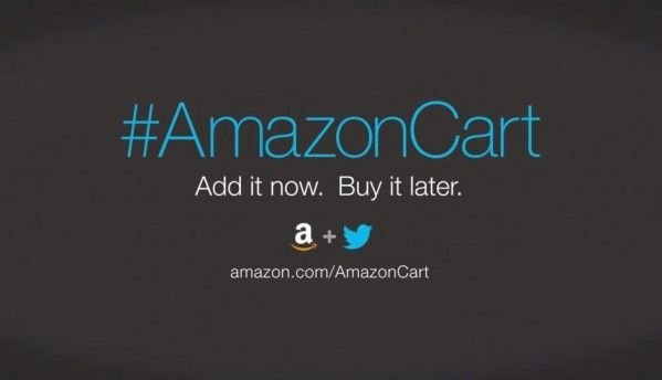 AmazonCart rolls out in India; lets you shop via Twitter
