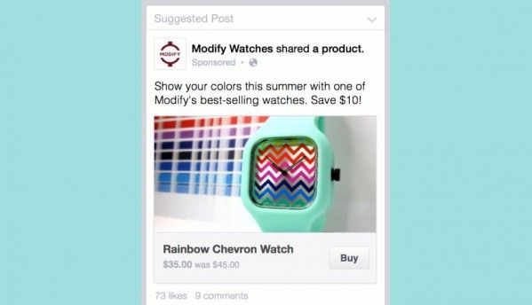 Facebook tests new buy button that lets you shop within network