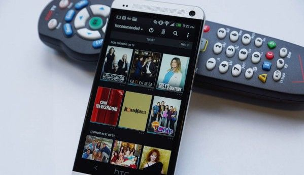 Smartphones that let you control your TV