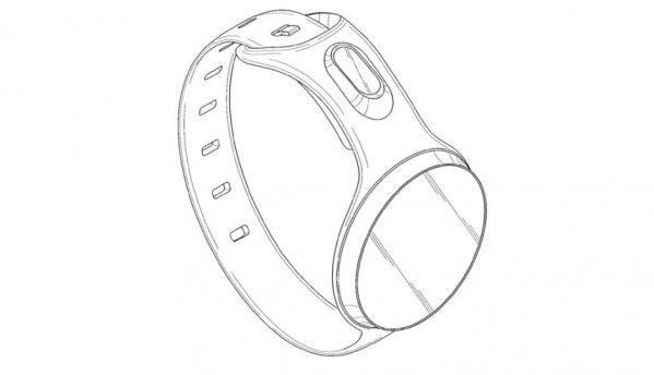 Samsung's latest smartwatch patent reveals a round display