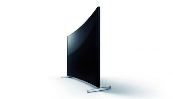Bravia S90 UHD TV will be Sony's first UHD curved TV