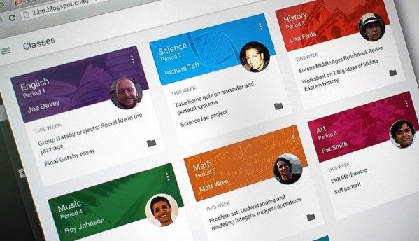 Google announces Classroom Education tool for teachers