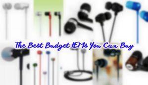 The 10 best IEM headphones under Rs. 1,500