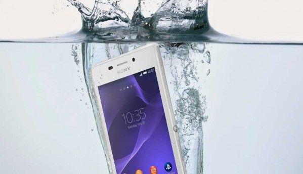 Sony Xperia M2 Aqua, water-resistant mid-range smartphone unveiled