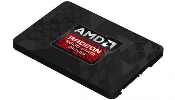 AMD announces Radeon 7 series SSDs in collaboration with OCZ