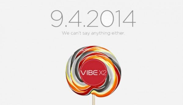 Lenovo teases Vibe X2 smartphone with Android L
