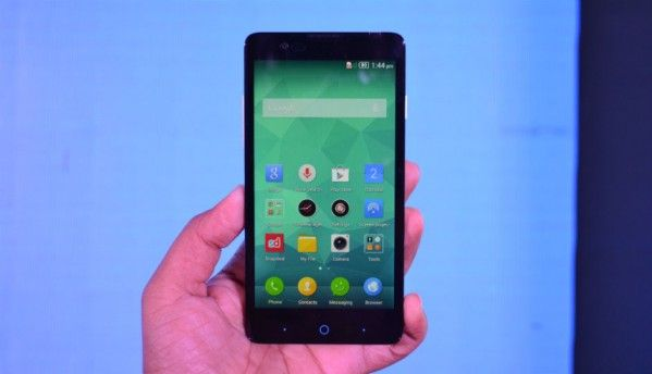 First impressions: ZTE V5 budget Android smartphone