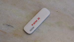 Airtel 3G Wi-Fi Dongle