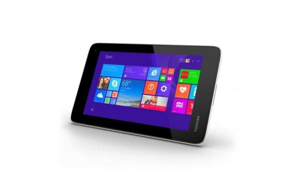 IFA 2014: Toshiba unveils Encore Mini Windows 8.1 tablet at $119