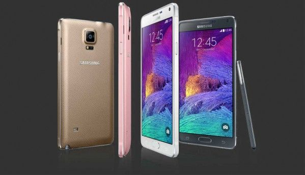 Samsung to release Galaxy Note 4 on October 17