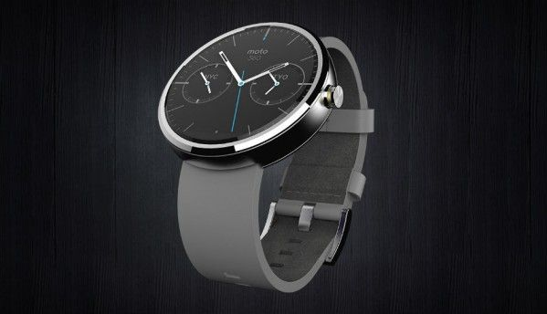 Moto 360 smartwatch coming soon to India, listed on Flipkart