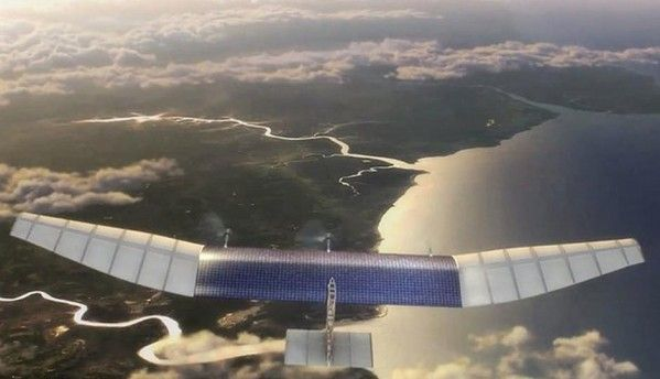 Facebook to start testing Internet-beaming drones in 2015