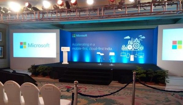Microsoft to offer Azure, Office 365 in India via local data centers