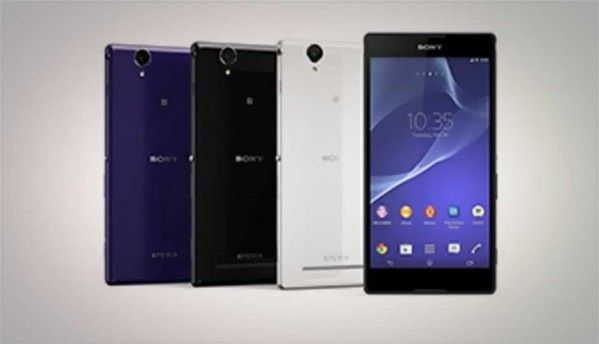 Sony reveals Xperia T2 Ultra launch date and price