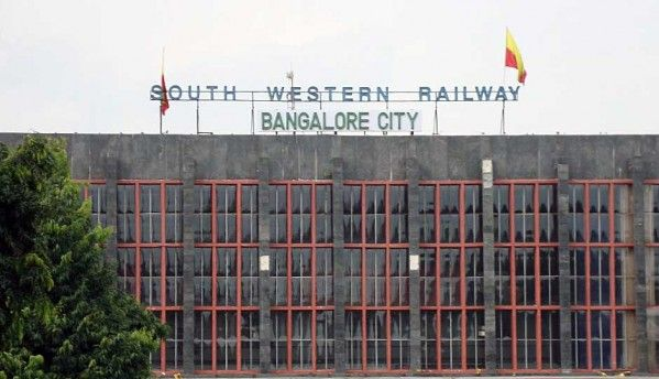 Bangalore City railway station is first in India to offer 'free' Wi-Fi