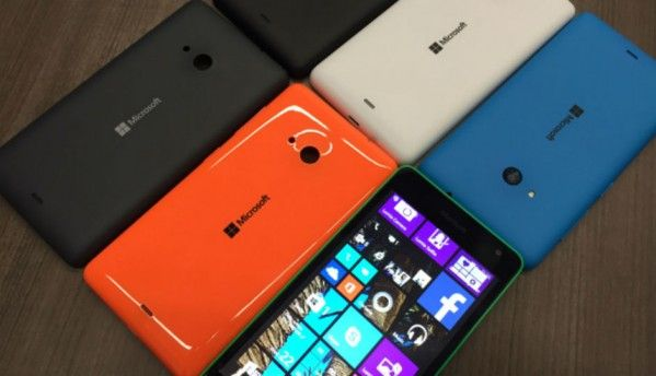 Microsoft Lumia 535: What has changed