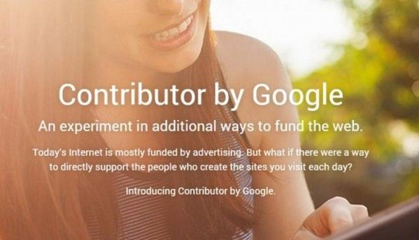 Google's new service lets you pay to view select sites ad-free